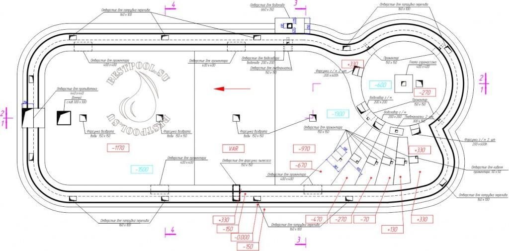 Строительные нормы и правила СНиП II-89-80* Генеральные